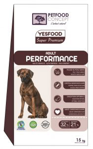 Yesfood Super Premium Performance
