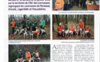 Article Le chasseur de sanglier N°254 avril 2018